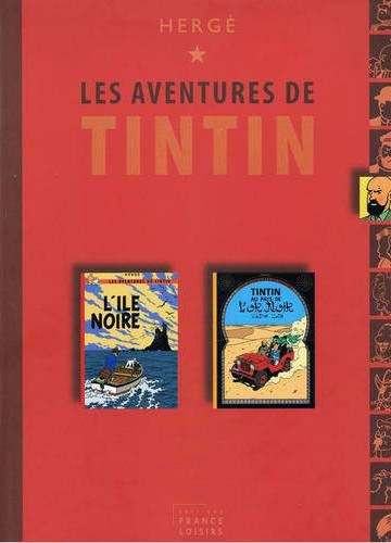 s rie bd tintin ditions france loisirs collection duo. Black Bedroom Furniture Sets. Home Design Ideas