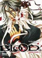 Hirotaka Kisaragi - Blood + Yakoujoshi CV-070835-071509