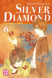 Shiho Sugiara - Silver Diamond T6 - La prophétie se réalise CV-077784-079193