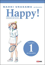 Naoku Urasawa - Happy ! T1 - Are you happy ? CV-079086-080586