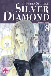 Shiho Sugiura - Silver Diamond T8 - Après la mort CV-083770-085703