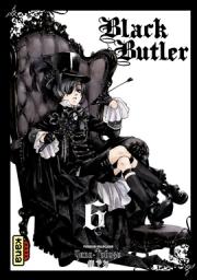 Yana Toboso - Black Butler T6 CV-097459-101271