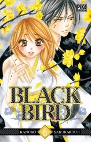 Kanoko Sakurakouji - Black Bird T6 CV-108329-112693
