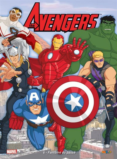 s u00e9rie bd   the avengers  panini kids